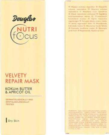 Douglas Nutri Focus maska nawilżająca skóra sucha 75ml