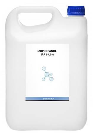 IPA alkohol izopropylowy IZOPROPANOL 99,9% 5l + atomizer 150 ml