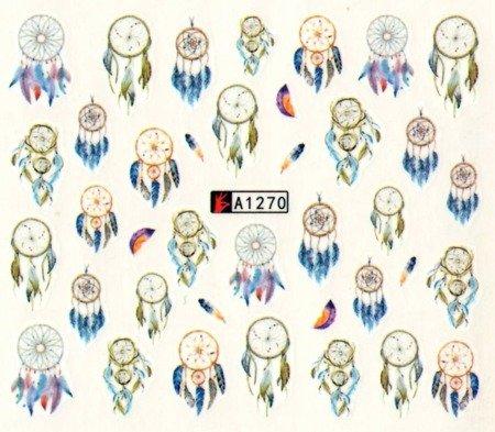 Naklejki wodne A1270
