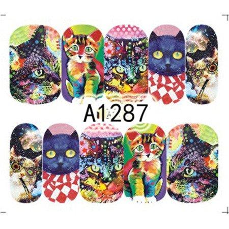 Naklejki wodne A1287