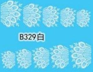 Naklejki wodne B329