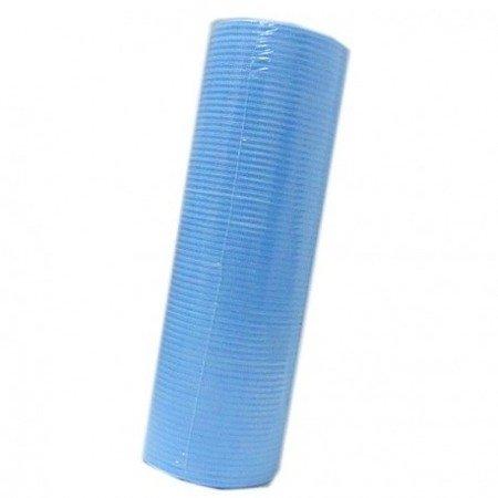 Serwety podfoliowane podkład bibułowo-foliowy kolor niebieski